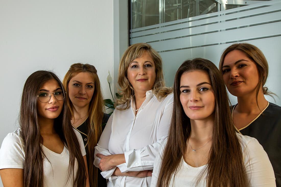 Frauenärztin Weinheim Dr. Kudlich - das Team der Praxis